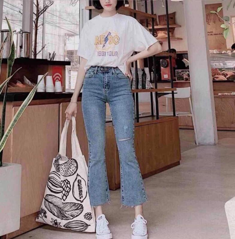Quần Jean nữ – Sự lựa chọn hoàn hảo cho mọi cá tính